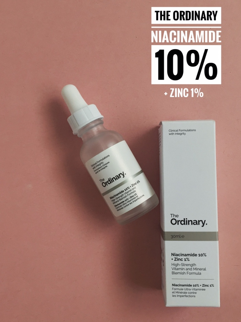 Opposite Of Ordinary The Ordinary Niacinamide 10 Zinc 1 Review Views In Pixels